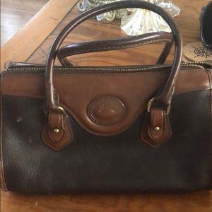 Dooney & Bourke Leather Vintage Bag